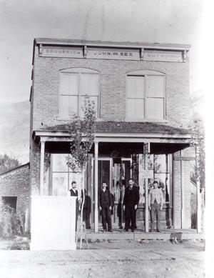 John W. Rex Store